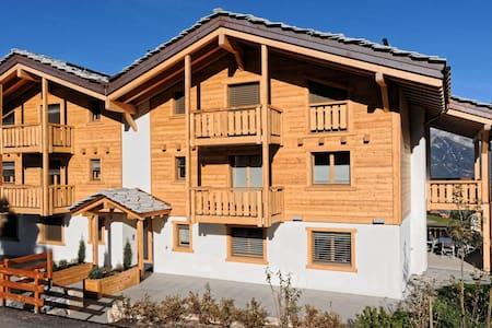 Duplex de standing, 145 m2 - Alpes - Nendaz - Apartamento