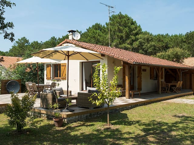 The Charming Beach House, 300m from the sea,