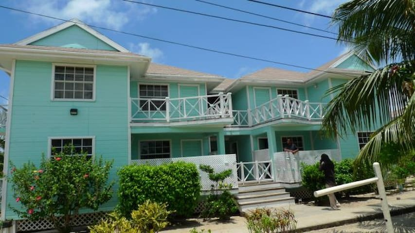2bd EL1 well located in placencia, 30sec. to beach