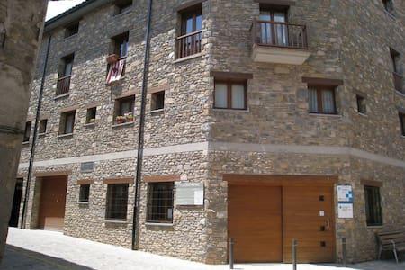 Casa unifamiliar poble, 8 persones - Borredà