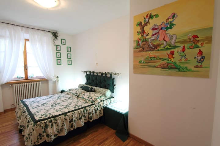 Un luogo da favola - BIANCANEVE - Sant'Agata Feltria - Bed & Breakfast