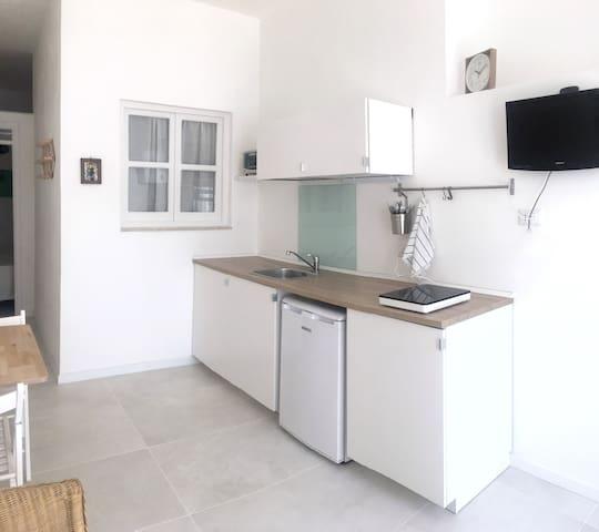 """""""Il Bue marino"""", mini mini apartment in villa"""