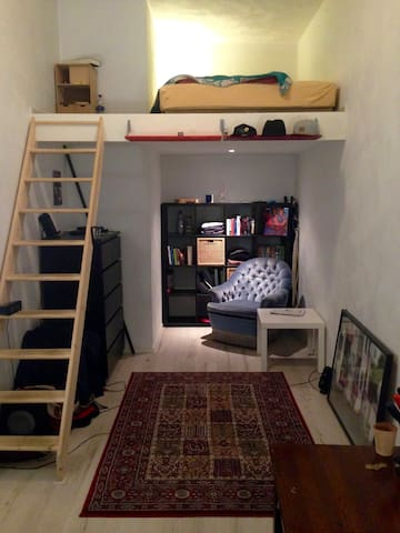 Cosy flat in the city centre - Groningen - Byt