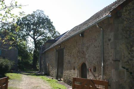 House, Morvan, with bath & Internet - Dům