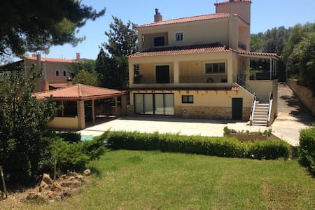 Villa Taxiarches, Evia - Taxiarches