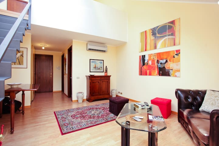 great loft in golf club - Cernusco sul Naviglio - Appartement