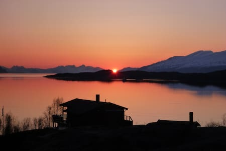 Exclusive cabin in Lyngen - Lyngseidet - Chatka