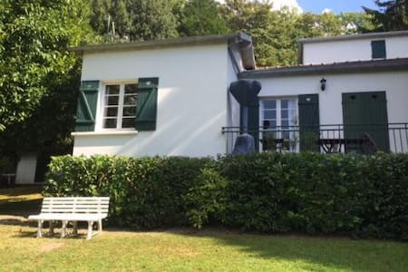 Maison avec grand jardin clos - Bougival
