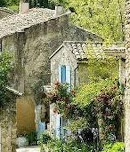 old house in the Tuscan countryside - Castel del Piano