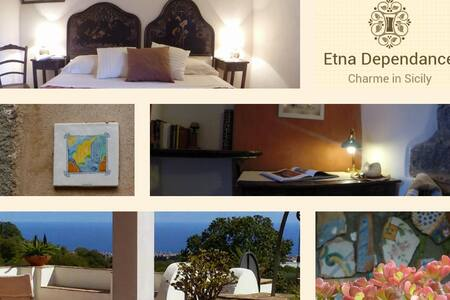 Etna Dependance - Santa Venerina - Apartment - 1