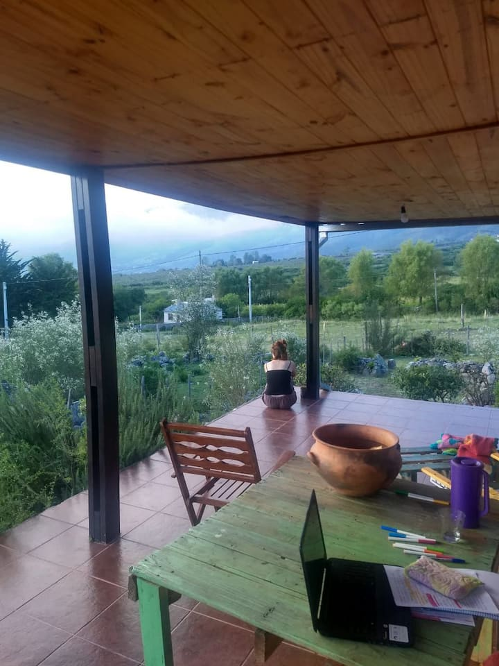 Cabaña en Costa 2, tafi del valle