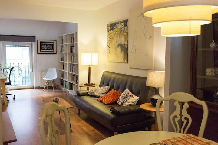 BEAUTIFUL LOFT BEACH-CITY CENTER 2 ROOMS - GIJÓN