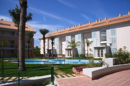 Golden Gardens, apartamento 1N con wifi - Platja de l'Arenal - Lejlighed