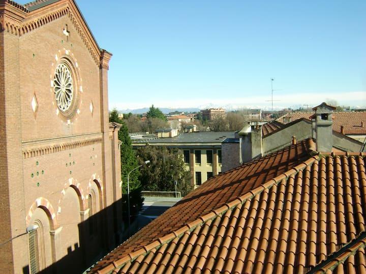 LIUC Inn Trilocale MATER DOMINI CASTELLANZA
