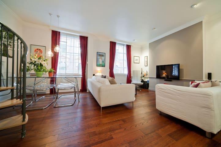 COVENT GARDEN DUPLEX APARTMENT - London - Wohnung