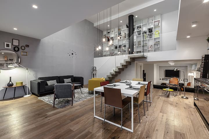 MILANO STYLISH CENTRAL LOFT