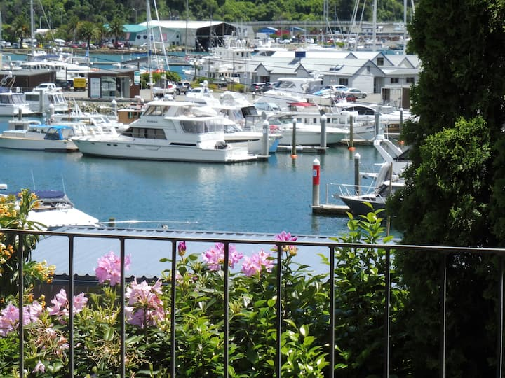 Picton Marina View