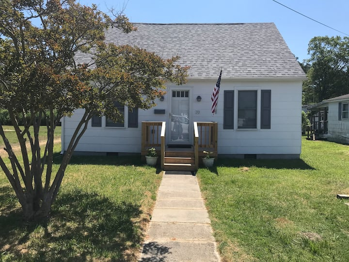 Cozy Home near Waterfront in Crisfield, MD