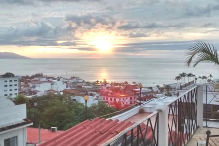 Casa Espectacular vista a 3 cuadras de la playa
