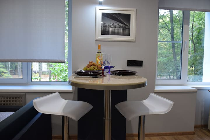 Комфортная квартира рядом с метро