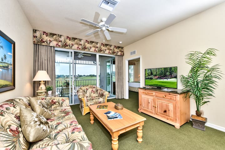 Popular Golf Condo with Great Lake/Golf Views!