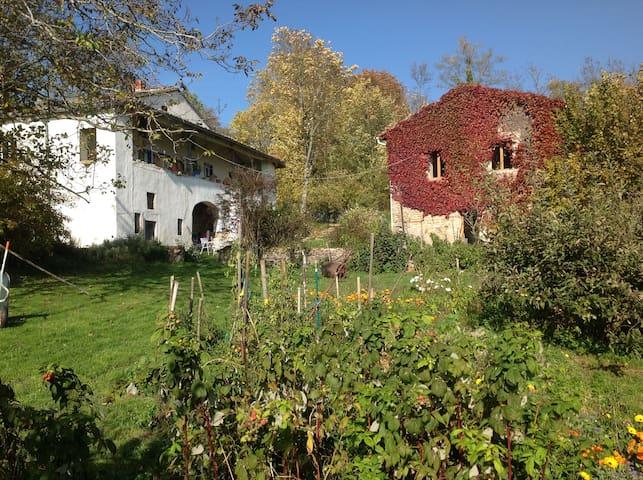 Petite maison a la campagne 3 etage - Berzé-la-Ville - Casa