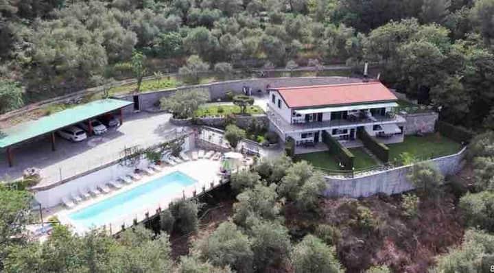 Appartamento  villa Angela piano terra Valerio