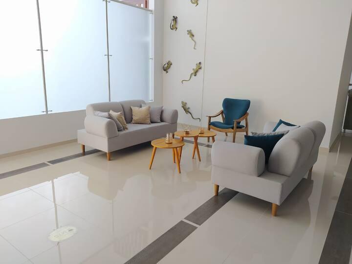 Apartamento de lujo Armenia - 122 m2