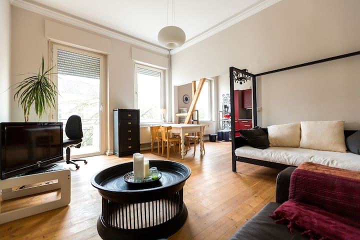 Central located lovely apartement  - Bonn - Hus