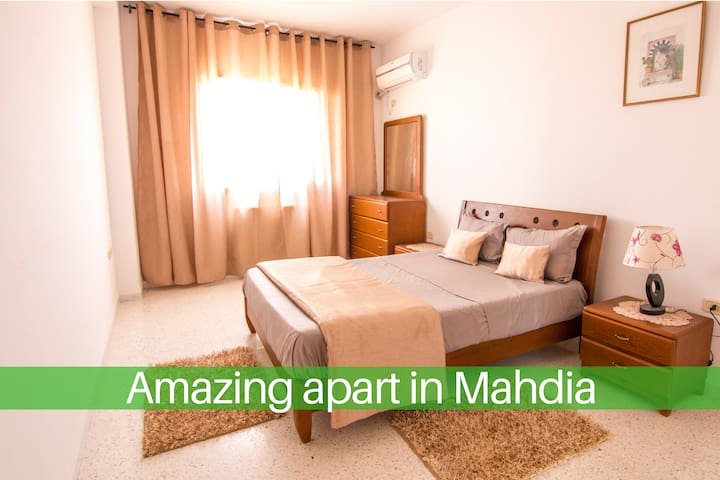 Beautiful apartment Mahdia