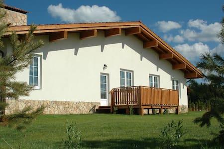 Одноэтажный коттедж 180 кв.м - Московская область, Дмитровский район
