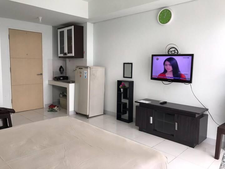 Casual Room Bulanan Kota Ayodhya Tangerang Studio+