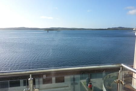 Spacious apartment with sea view - Killyleagh, Downpatrick - Apartemen