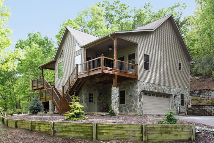 BOOK NOW! Blue Ridge Sunrise - Carolina Properties