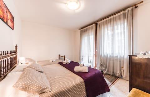 Venexian Apartment near Venice and Marco Polo