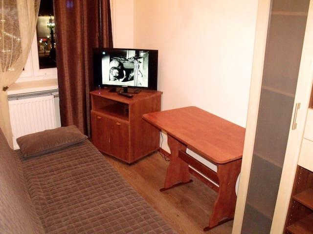 2 rooms apartament-Piękna street 28 - Warszawa - 公寓