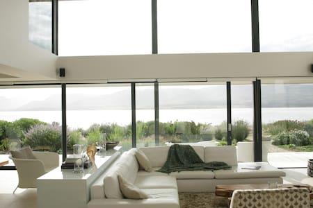 Family home with stunning views - Benguela Cove, Kleinmond
