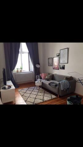 Moderne Wohnung im Herzen Berlins