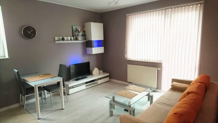 Apartament 1-4os.Wifi free - Cracóvia - Apartamento