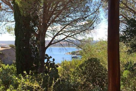 Charming sea-view maisonette - Punta Sardegna
