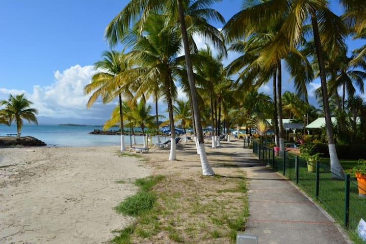 Appart 35m2 Résidence privée plage