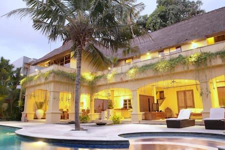 Banyan Estate Luxury Serviced Villa 6BR - 登巴萨 - 别墅