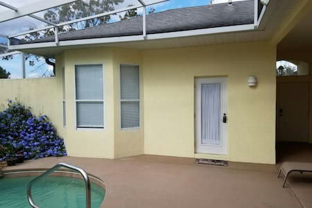 Private suite in beautiful Debary - DeBary