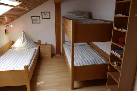 Betten in Gemeinschaftszimmer 2