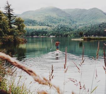 Lake Whatcom Family Home - Bellingham - Haus