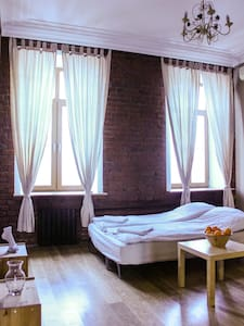 A room in Moscows city center