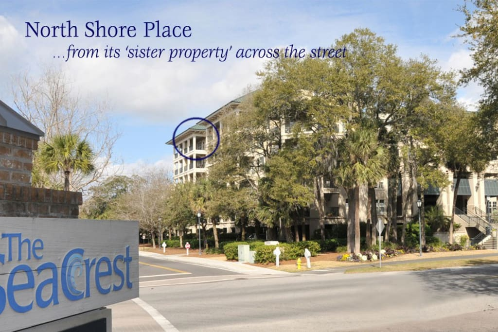 Conveniently located next to the heart of the island - Coligny Plaza & Beach
