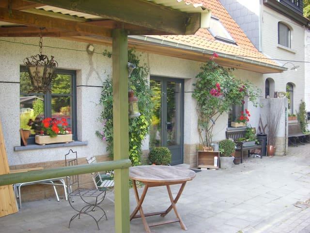 't Vogelnestje - birdsnest - Beersel