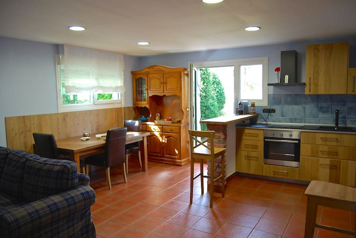 Apartamento cerca de Bilbao L-Bi-57 - Gatika - บ้าน