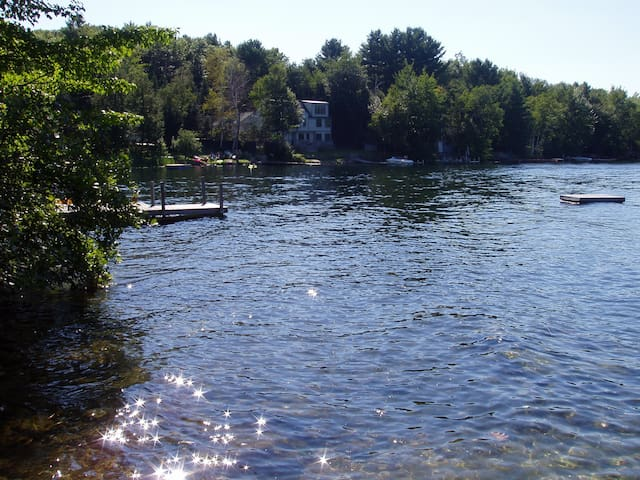 The Camp House on Kennebunk Pond